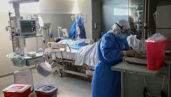 En la región se han registrado 127,149 casos positivos. De ellos, unos 10,067 fallecieron.