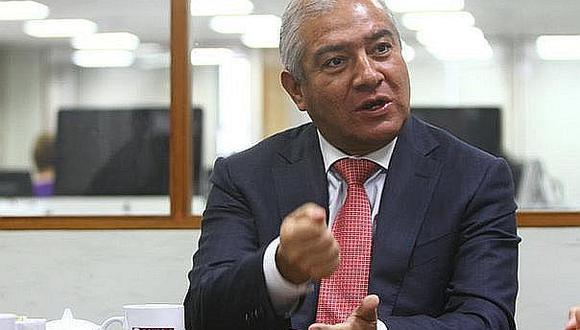 "Wilfredo Pedraza: ""Nadine Heredia colaborará hasta lo que sea razonable"""