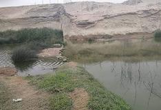 En Arequipa aguas servidas contaminan río Camaná