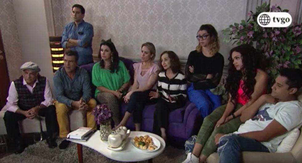 """Protagonistas de """"Los Vílchez"""" se despiden de la serie con emotivos mensajes en Instagram (Foto: Captura)"""