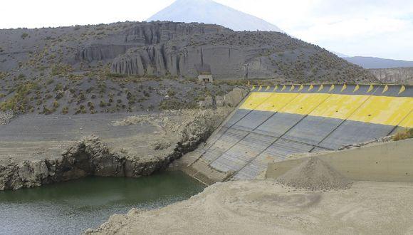 Se requiere 40 mllns. de m3 de agua en represas