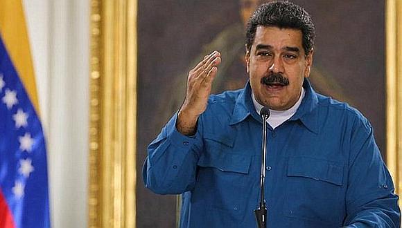 Nicolás Maduro autoriza a las Fuerzas Armadas responder desde todos los espacios a Iván Duque