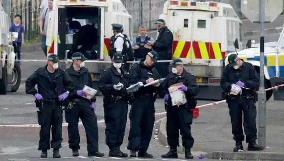 Cuando el hombre era detenido por agresión, este dijo tener COVID-19 y tosió deliberadamente sobre dos policías. (Foto referencial: AFP)