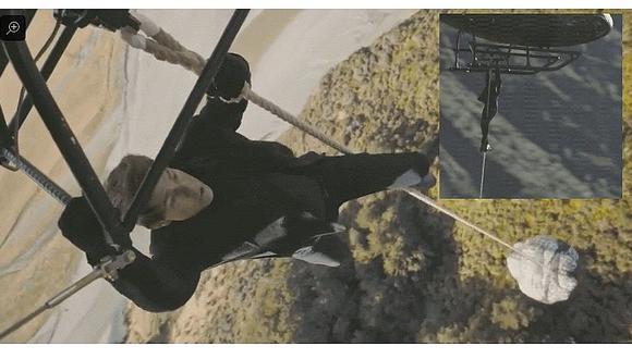 Misión Imposible: Equipo de producción creyó que Tom Cruise había muerto en escena de acción (VIDEOS)