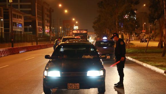 Nuevas restricciones están vigentes en Lima, Callao y otras provincias desde el lunes 10 de mayo hasta el domingo 30 del mismo mes. (Foto: Andina)