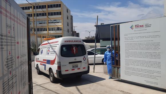 Número de pacientes en UCI se mantienen por la gravedad en que llegan a los hospitales. (Foto: Correo)