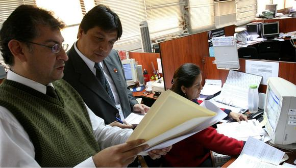 Servir mostró su rechazo a la eliminación del régimen CAS por parte del Congreso de la República. (Foto: GEC)