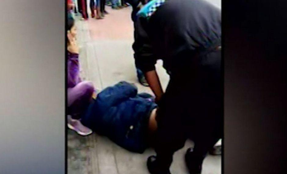 Hieren a hombre con un cuchillo para robarle 25 mil dólares en Santa Anita (VIDEO)