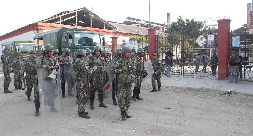 Chiclayo: Solicitan levantar estado de emergencia en Tumán