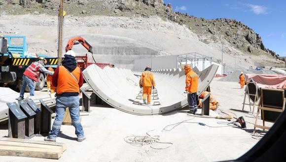 Costo del proyecto Majes-Siguas II se incrementa. (Foto: GEC)