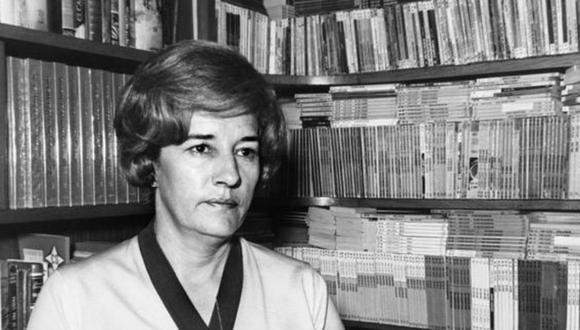 Corín Tellado, nacida en Asturias, España, es una de las autoras más prolíficas y vendidas del mundo, escribió cerca de 4 000 (Foto: EFE/Archivo SPAIN LITERATURE CORIN)