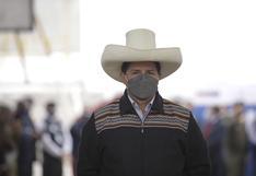 """Pedro Castillo tras muerte de Abimael Guzmán: """"Nuestra posición de condena al terrorismo es firme"""""""