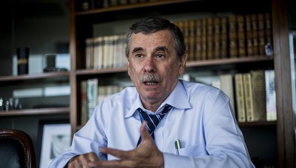 """Fernando Rospigliosi sobre espionaje del Gobierno: """"Esta gente se vuelve paranoica y lo hacen con todos"""""""