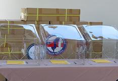 Arzobispado hizo entrega de ventiladores mecánicos y cajas protectoras a hospitales de Piura
