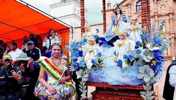 Azángaro recibe el Año Nuevo 2020 con la festividad de la Octava del Niño Jesús