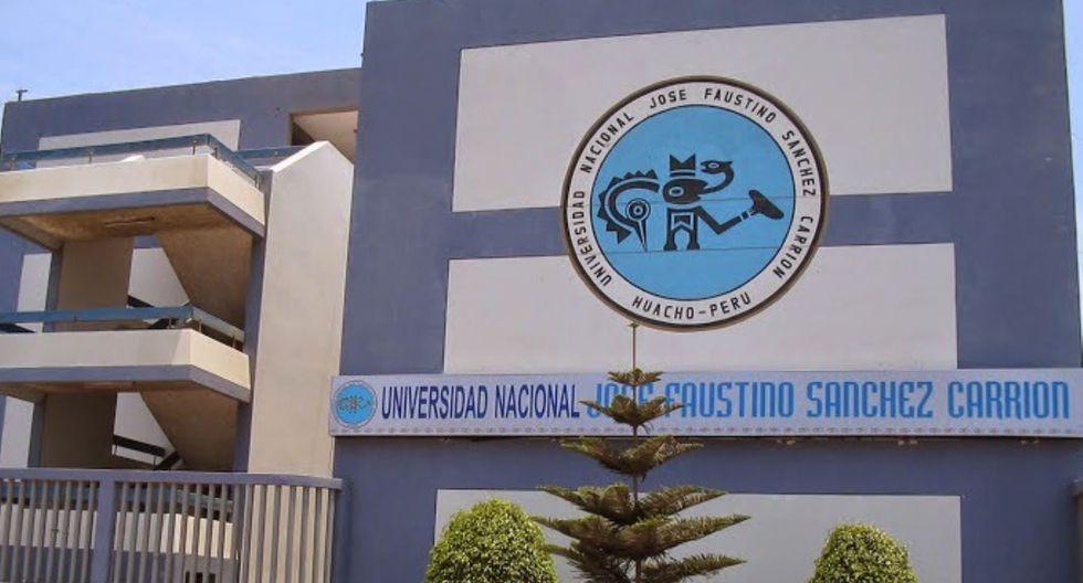 Huacho: Sunedu otorgó el licenciamiento institucional a la Universidad Nacional José Faustino Sánchez Carrión