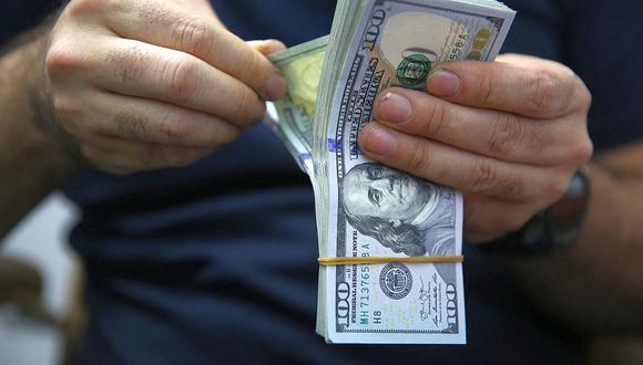 Resulta complejo predecir las movidas de la moneda estadounidense en un contexto como el actual. (Foto: AFP)