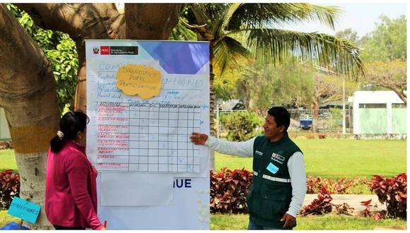 Lambayeque: Funcionarios replicarán Escuelas de Campo con pequeños agricultores