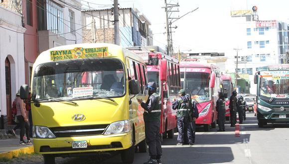 Arequipa: Dos empresas del SIT se niegan a reducir pasaje a S/1