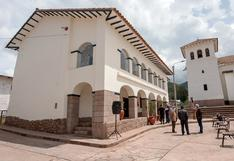 Monumento colonial 'Casa Cabildo' de Zurite es restaurado en Cusco