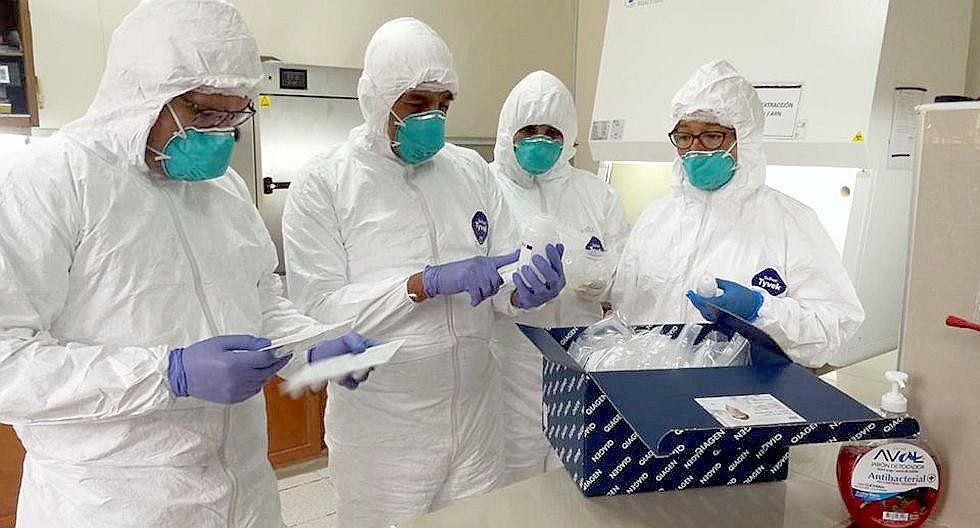 Sube a 10 el número de personas con coronavirus en Cusco y ya se acabaron pruebas de descarte