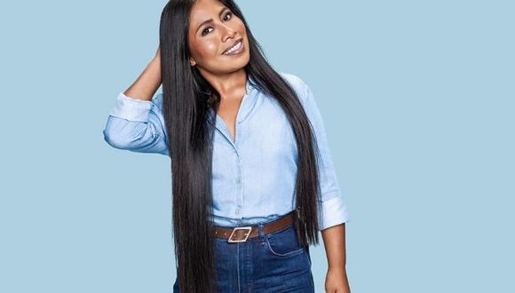 """Yalitza Aparicio reacciona ante rumores que la señalan como la nueva """"Pocahontas"""" de Disney."""
