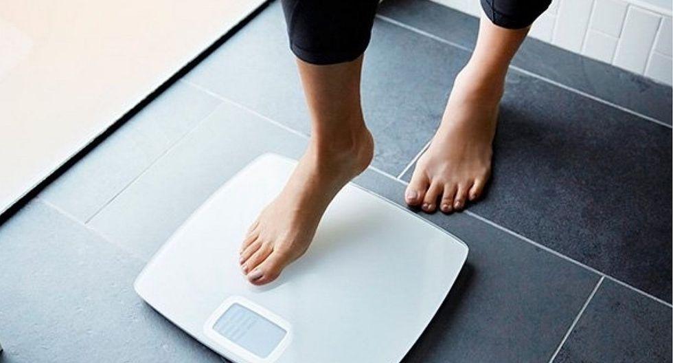 realmente necesito bajar de peso