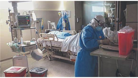La presidenta del cuerpo médico del Hospital II de Sullana asegura que eso es producto del relajo e incumplimiento.