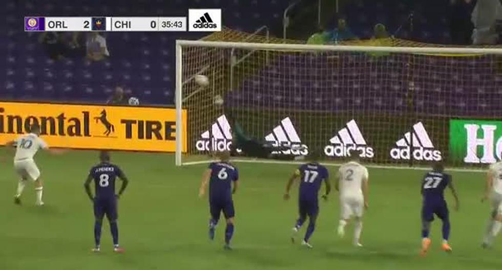 Pedro Gallese tapó penal y salvó a Orlando City (VIDEO)