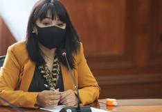 Mirtha Vásquez sobre Perú Libre: Esperaremos las conversaciones para poder llegar a unos mínimos consensos