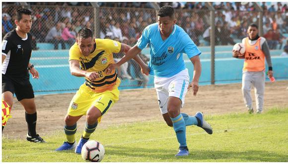 Chavelines y Llacuabamba abren la finalísima de la Copa Perú
