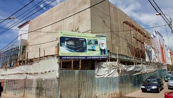 Municipalidad de Puno intervendrá al menos 30 obras que están sin liquidar