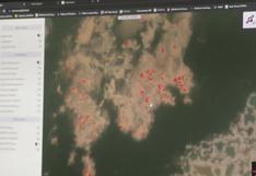 Rami: La nueva tecnología geoespacial para frenar la minería ilegal en la selva amazónica