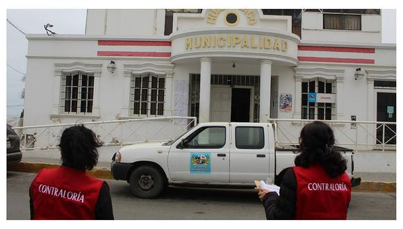 Contraloría detecta perjuicio económico por S/ 80 mil en municipio de Huanchaco