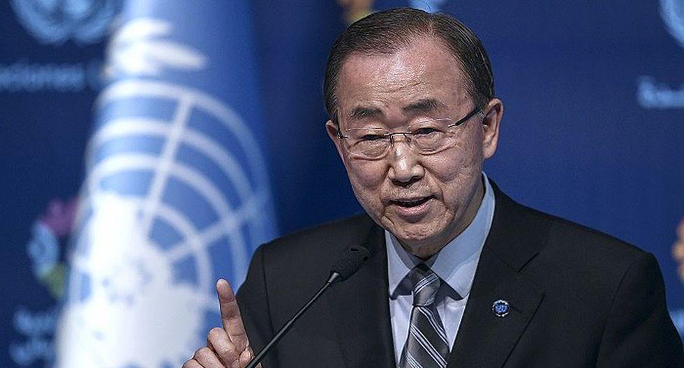 "Brexit: Ban Ki-moon espera que UE se mantenga como ""socio sólido"" de la ONU"