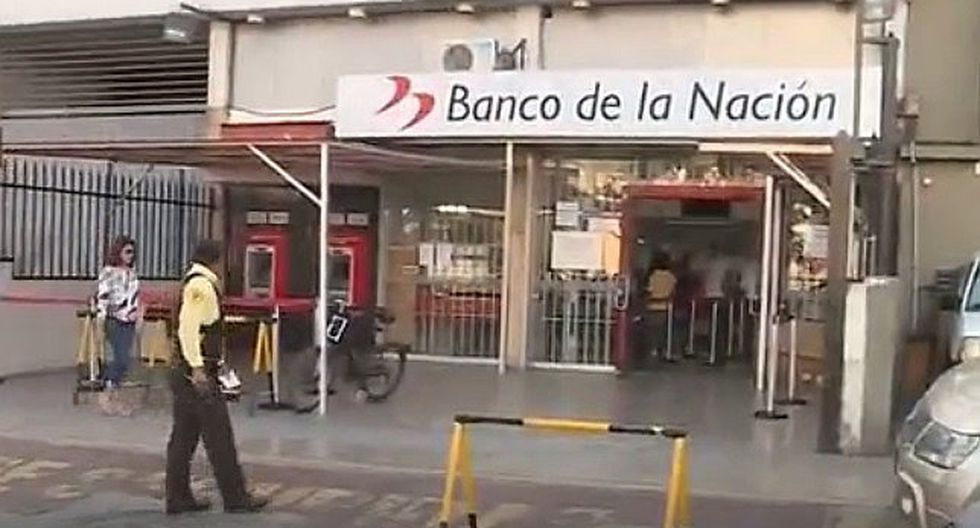 Banco de la Nación: Extrabajador es acusado de robar 29 millones de soles (VIDEO)