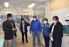 Ica: Hospital Santa María del Socorro elabora ivermectina