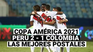 Copa América 2021: Las mejores postales del partido