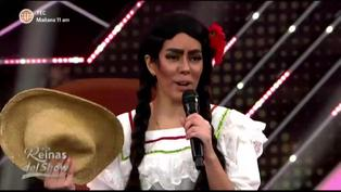 """'La Pánfila' sobre su participación en 'Reinas del Show': """"Sé que no tengo escándalos y estoy acá"""" (VIDEO)"""