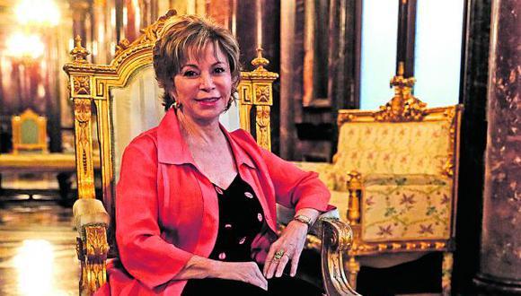 """Isabel Allende: """"Aunque gane Biden, la mitad del país ha votado por Trump"""""""