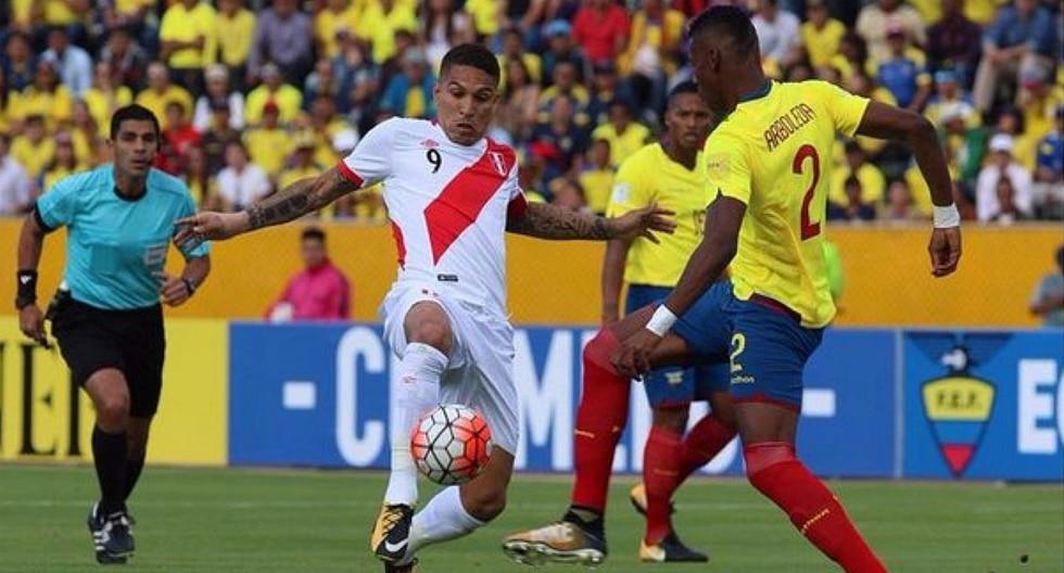 Perú vs. Ecuador: Habilitan venta de entradas para amistoso de este jueves