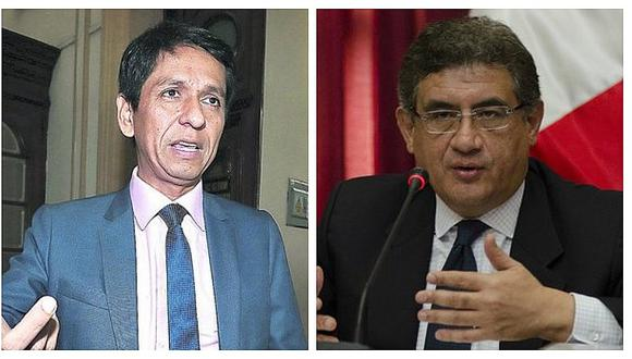 """Jorge Meléndez a Sheput: """"Debería irse al fujimorismo o al Apra, donde se siente más cómodo"""""""