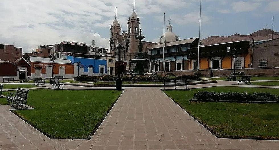 Ciudad de Moquegua acata el estado de emergencia al 100%