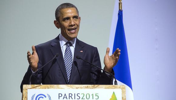 """Barack Obama"""" """"Este es el momento en el que decidimos salvar nuestro planeta"""""""