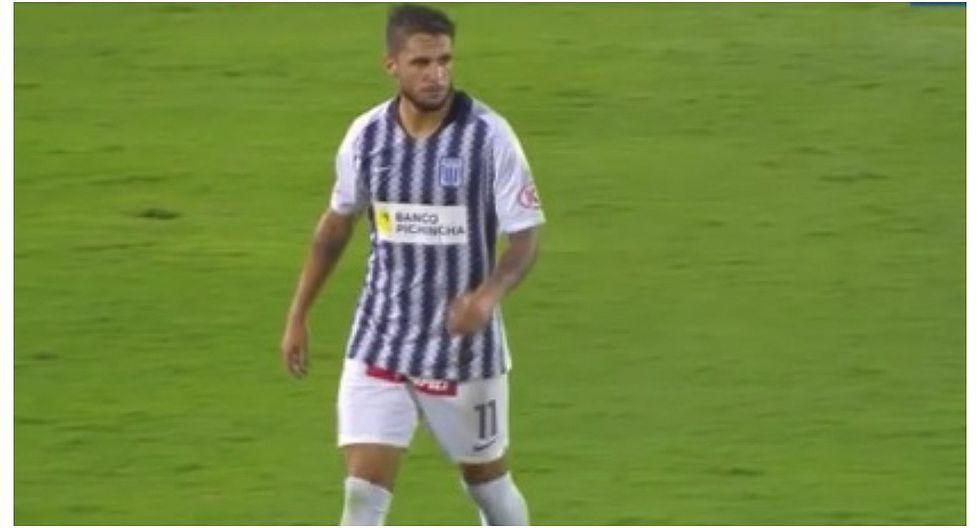 Alianza Lima vs Universitario: Felipe Rodríguez marcó de penal los goles íntimos (VIDEO)