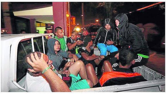 Interpol llega a Huánuco para buscar a temidos sicarios colombianos