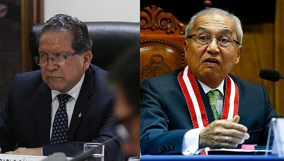 Fiscal Pablo Sánchez abre investigación a Chávarry por presunta irregularidad en su ratificación