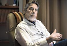 """Sagasti sobre Antauro Humala: """"parece más digno de un tratamiento para curar delirios de grandeza"""""""