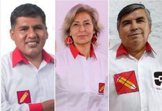 Perú Libre con tres congresistas en la región de Arequipa