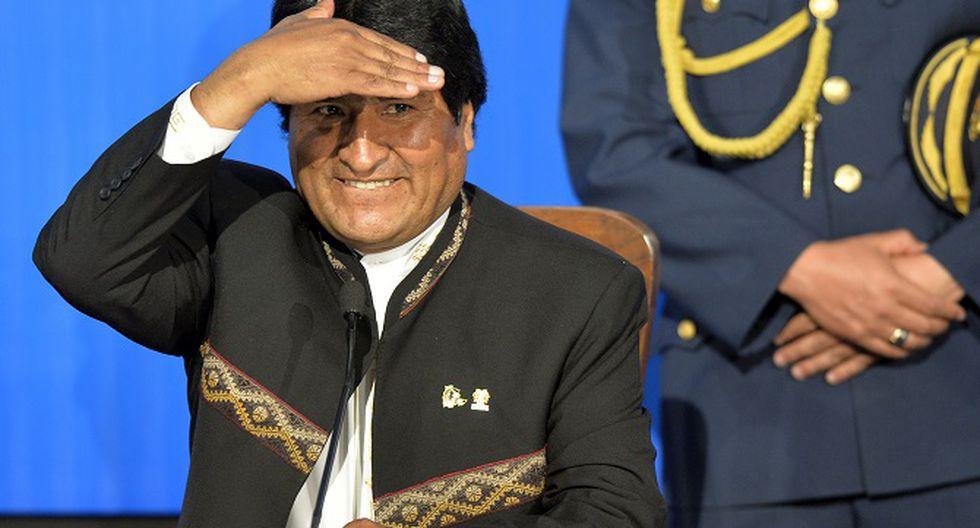 Chile: Nuevos planes de Evo Morales muestran desprecio por Corte de La Haya